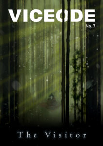 VICEODE The Visitor Comic Book