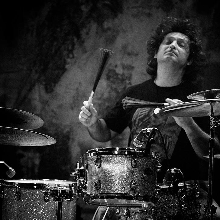 Kostas Anastasiades - Drums on Viceode I