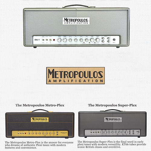 Metropoulos Amplification