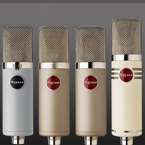 Mojave Audio Microphones